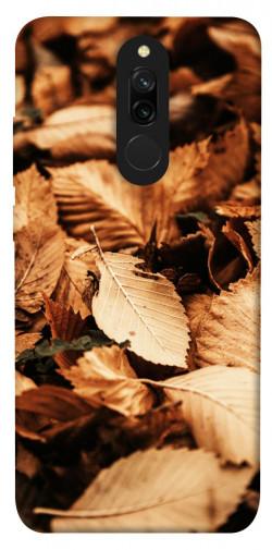 Чехол itsPrint Опавшая листва для Xiaomi Redmi 8