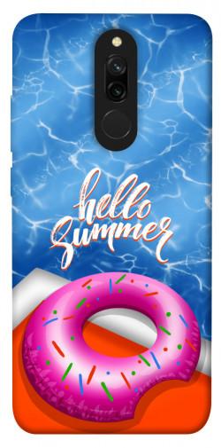 Чехол itsPrint Hello summer для Xiaomi Redmi 8