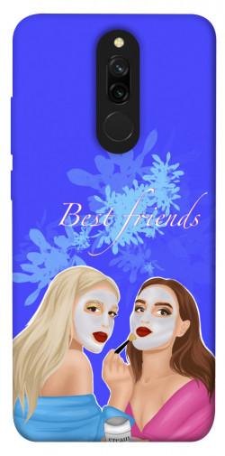 Чехол itsPrint Best friends для Xiaomi Redmi 8