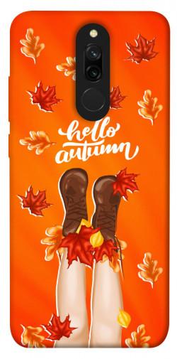 Чехол itsPrint Hello autumn для Xiaomi Redmi 8