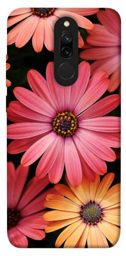 Чехол itsPrint Осенние цветы для Xiaomi Redmi 8