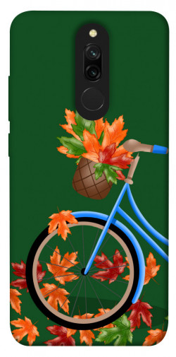 Чехол itsPrint Осенняя прогулка для Xiaomi Redmi 8