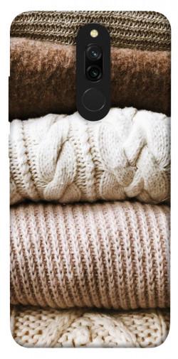 Чехол itsPrint Knitted aesthetics для Xiaomi Redmi 8