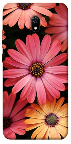 Чехол itsPrint Осенние цветы для Xiaomi Redmi 8a