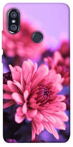 Чехол itsPrint Нежная хризантема для Xiaomi Redmi Note 5 Pro / Note 5 (AI Dual Camera)