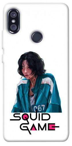 Чехол itsPrint Squid Game picture 3 для Xiaomi Redmi Note 5 Pro / Note 5 (AI Dual Camera)