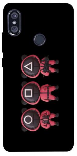 Чехол itsPrint Squid Game picture 6 для Xiaomi Redmi Note 5 Pro / Note 5 (AI Dual Camera)