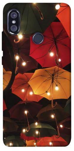 Чехол itsPrint Ламповая атмосфера для Xiaomi Redmi Note 5 Pro / Note 5 (AI Dual Camera)