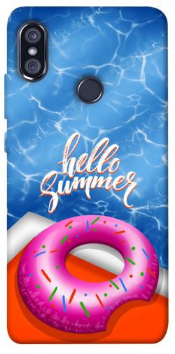 Чехол itsPrint Hello summer для Xiaomi Redmi Note 5 Pro / Note 5 (AI Dual Camera)