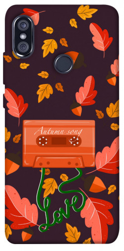 Чехол itsPrint Autumn sound для Xiaomi Redmi Note 5 Pro / Note 5 (AI Dual Camera)