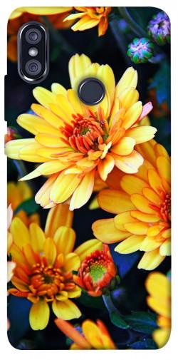 Чехол itsPrint Yellow petals для Xiaomi Redmi Note 5 Pro / Note 5 (AI Dual Camera)