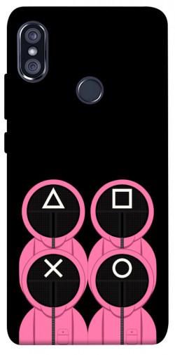 Чехол itsPrint Squid Game picture 8 для Xiaomi Redmi Note 5 Pro / Note 5 (AI Dual Camera)
