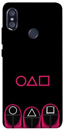 Чехол itsPrint Squid Game picture 5 для Xiaomi Redmi Note 5 Pro / Note 5 (AI Dual Camera)
