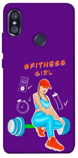Чехол itsPrint Fitness girl для Xiaomi Redmi Note 5 Pro / Note 5 (AI Dual Camera)