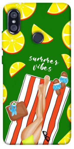 Чехол itsPrint Summer girl для Xiaomi Redmi Note 5 Pro / Note 5 (AI Dual Camera)