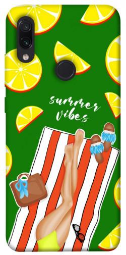 Чехол itsPrint Summer girl для Xiaomi Redmi Note 7 / Note 7 Pro / Note 7s