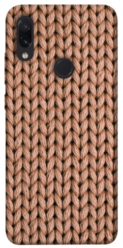 Чехол itsPrint Knitted texture для Xiaomi Redmi Note 7 / Note 7 Pro / Note 7s