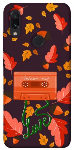 Чехол itsPrint Autumn sound для Xiaomi Redmi Note 7 / Note 7 Pro / Note 7s