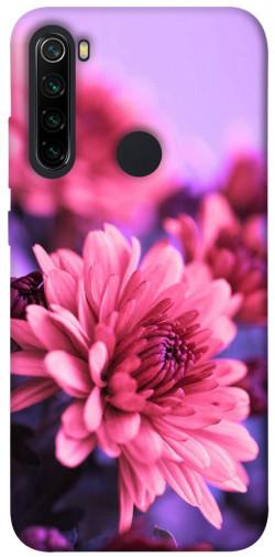 Чехол itsPrint Нежная хризантема для Xiaomi Redmi Note 8