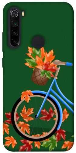 Чехол itsPrint Осенняя прогулка для Xiaomi Redmi Note 8