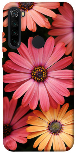 Чехол itsPrint Осенние цветы для Xiaomi Redmi Note 8