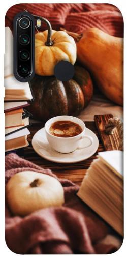 Чехол itsPrint Осеннее настроение для Xiaomi Redmi Note 8
