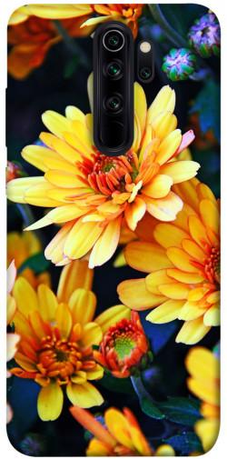 Чехол itsPrint Yellow petals для Xiaomi Redmi Note 8 Pro