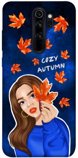 Чехол itsPrint Cozy autumn для Xiaomi Redmi Note 8 Pro