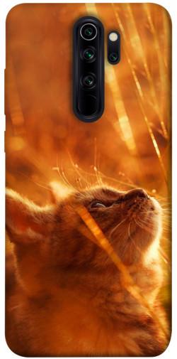 Чехол itsPrint Magic cat для Xiaomi Redmi Note 8 Pro
