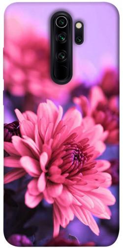 Чехол itsPrint Нежная хризантема для Xiaomi Redmi Note 8 Pro