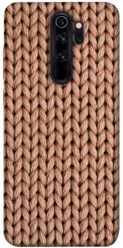 Чехол itsPrint Knitted texture для Xiaomi Redmi Note 8 Pro