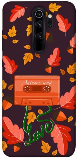 Чехол itsPrint Autumn sound для Xiaomi Redmi Note 8 Pro