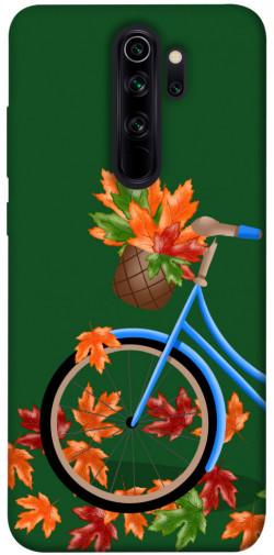 Чехол itsPrint Осенняя прогулка для Xiaomi Redmi Note 8 Pro
