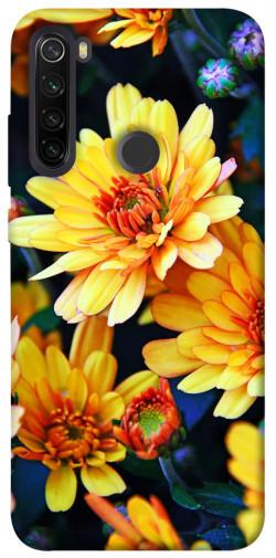 Чехол itsPrint Yellow petals для Xiaomi Redmi Note 8T