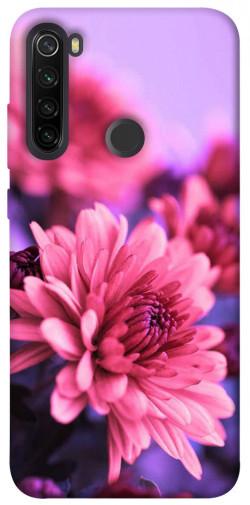 Чехол itsPrint Нежная хризантема для Xiaomi Redmi Note 8T