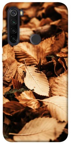 Чехол itsPrint Опавшая листва для Xiaomi Redmi Note 8T