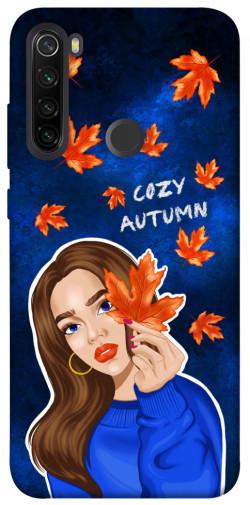 Чехол itsPrint Cozy autumn для Xiaomi Redmi Note 8T