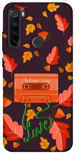 Чехол itsPrint Autumn sound для Xiaomi Redmi Note 8T