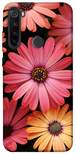 Чехол itsPrint Осенние цветы для Xiaomi Redmi Note 8T