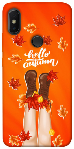 Чехол itsPrint Hello autumn для Xiaomi Redmi S2