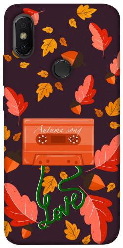 Чехол itsPrint Autumn sound для Xiaomi Redmi S2