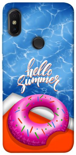 Чехол itsPrint Hello summer для Xiaomi Redmi S2