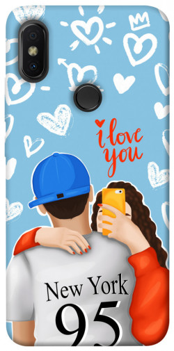 Чехол itsPrint Forever end ever для Xiaomi Redmi S2