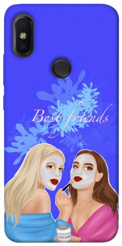 Чехол itsPrint Best friends для Xiaomi Redmi S2