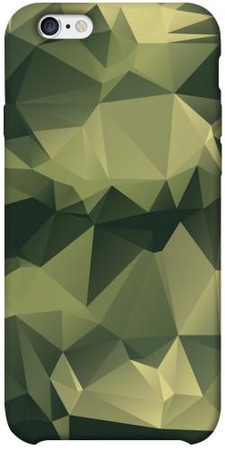 """Чехол itsPrint Треугольный камуфляж 2 для Apple iPhone 6/6s plus (5.5"""")"""