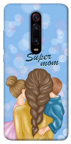 Чехол itsPrint Super mommy для Xiaomi Mi 9T Pro