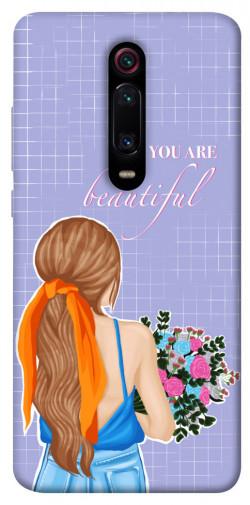 Чехол itsPrint You are beautiful для Xiaomi Mi 9T Pro