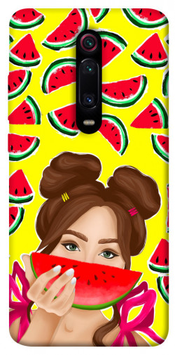 Чехол itsPrint Watermelon girl для Xiaomi Mi 9T Pro