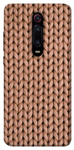 Чехол itsPrint Knitted texture для Xiaomi Mi 9T Pro