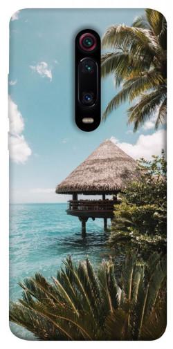 Чехол itsPrint Тропический остров для Xiaomi Mi 9T Pro